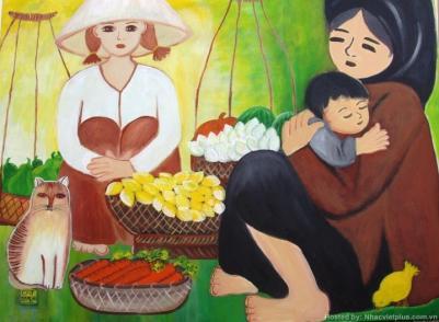 Hát ru con Bắc Bộ - Nhạc Ru Bé Ngủ: Công Ơn Cha Mẹ
