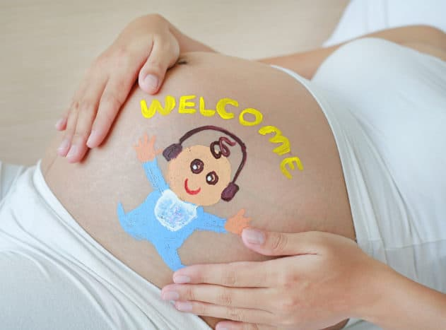 Lợi ích của nhạc giao hưởng đối với thai nhi